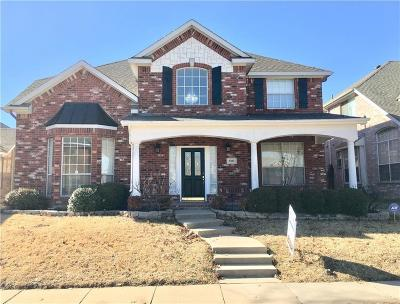 Garland Single Family Home Active Option Contract: 5302 Remington Drive