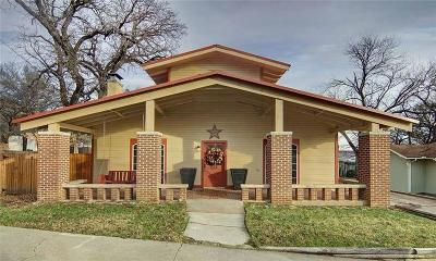 Mineral Wells Single Family Home For Sale: 612 NW 5th Street