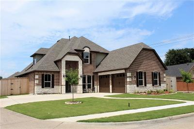 Rowlett Single Family Home For Sale: 8025 Wayne Way