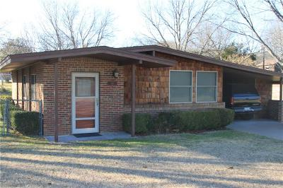 Parker County Single Family Home For Sale: 101 Clinton Drive