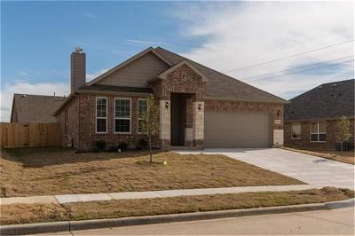 Waxahachie Single Family Home For Sale: 115 Cantle Street