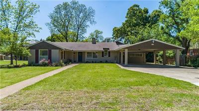 Waxahachie Single Family Home For Sale: 203 Overhill Drive