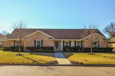 Grand Prairie Single Family Home For Sale: 2709 Cladius Drive