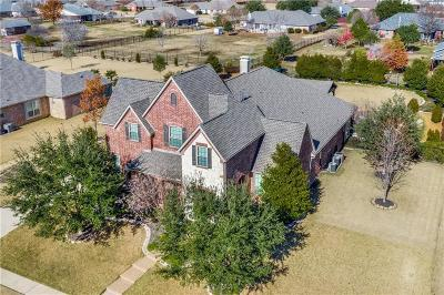 Wylie Single Family Home Active Option Contract: 920 Lorene Drive
