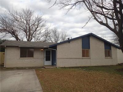 Plano Single Family Home For Sale: 3108 Lucas Terrace
