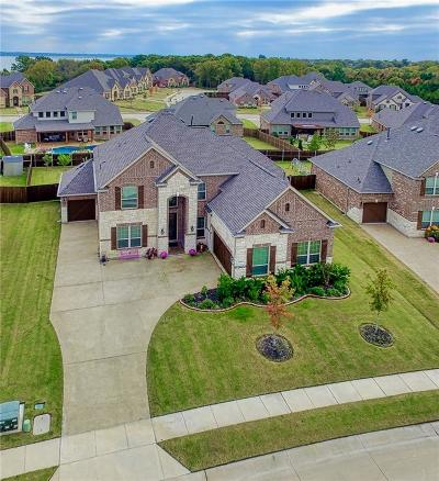 Rowlett Single Family Home Active Option Contract: 9010 Lakehurst Avenue