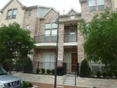 Addison Residential Lease For Lease: 15853 Breedlove Place