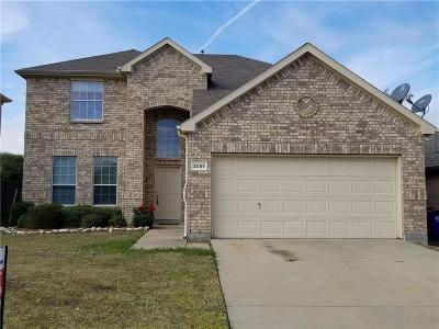 Forney Residential Lease For Lease: 2059 Fair Crest Trail