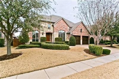 McKinney Single Family Home For Sale: 3613 Cascades Drive