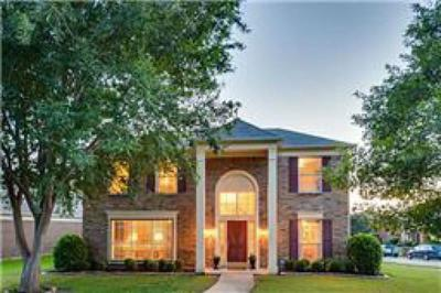 Carrollton Single Family Home For Sale: 2133 Cannes Drive