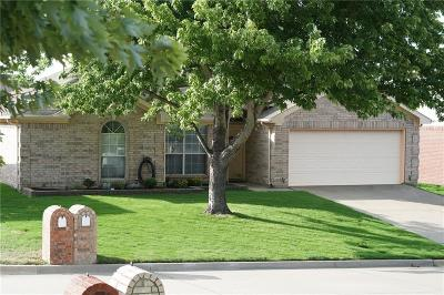 Mansfield Single Family Home For Sale: 1709 Windcastle Drive