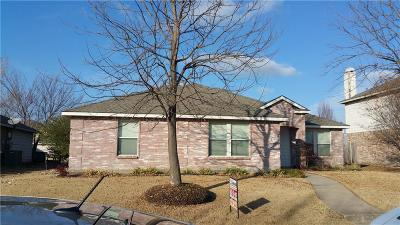 Wylie Single Family Home For Sale: 2811 Sutters Mill Way