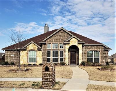 Wylie Single Family Home For Sale: 120 Pebblecreek Drive