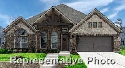 Denton Single Family Home For Sale: 7513 Castle Pines Lane
