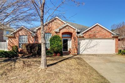 Mansfield Single Family Home Active Option Contract: 16 Mary Lou Court