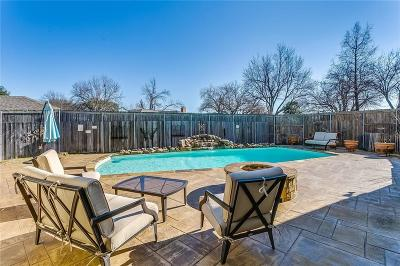 Dallas County, Denton County, Collin County, Cooke County, Grayson County, Jack County, Johnson County, Palo Pinto County, Parker County, Tarrant County, Wise County Single Family Home For Sale: 2836 Pinehurst Drive