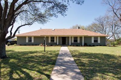 Denton Single Family Home For Sale: 3211 Darby Lane