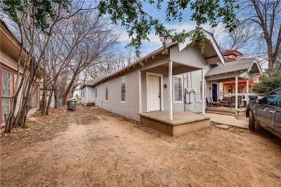 Dallas Multi Family Home For Sale: 3504 Wendelkin Street