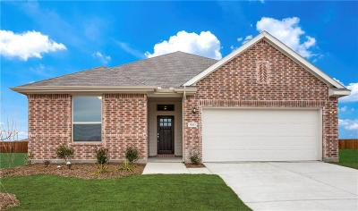 Van Alstyne Single Family Home For Sale: 916 Mosby Drive