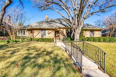 Single Family Home For Sale: 1507 Amesbury Drive