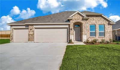 Van Alstyne Single Family Home For Sale: 917 Hopper Lane