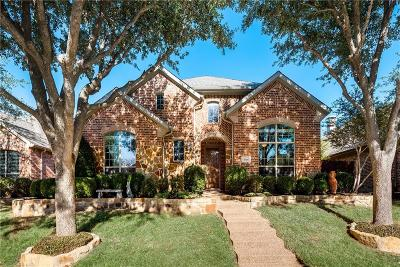 Allen Single Family Home Active Option Contract: 1906 Marshall Drive