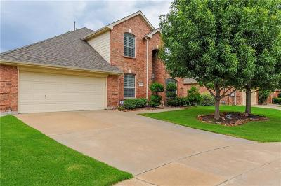 Mansfield Single Family Home Active Kick Out: 4409 Vista Glen Court