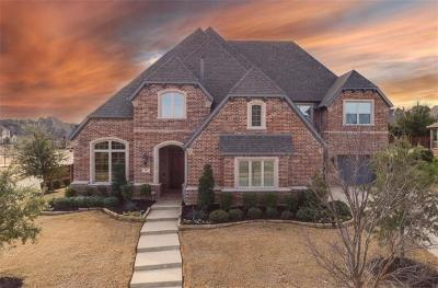 Keller Single Family Home For Sale: 668 Rock Springs Drive