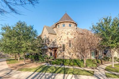 Colleyville Townhouse For Sale: 3700 Bur Oak Drive
