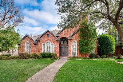 Plano Single Family Home For Sale: 3504 Watercrest Drive