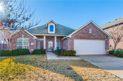 Single Family Home For Sale: 2104 Fairway Woods Drive