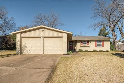 Richardson Single Family Home Active Contingent: 826 Wateka Way