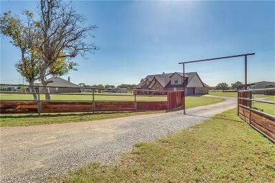 Springtown Farm & Ranch For Sale: 340 Thomas Road