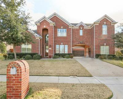 Keller Single Family Home For Sale: 1528 Longhorn Trail