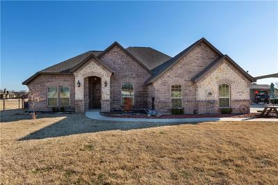 Springtown Single Family Home For Sale: 161 Spring Meadow Drive