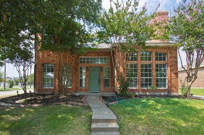 Plano Single Family Home For Sale: 1833 Chattham Court