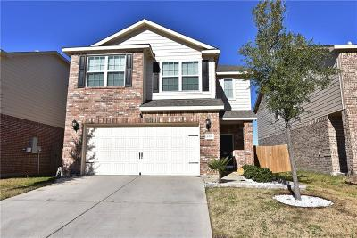 Fort Worth Single Family Home Active Option Contract: 4816 Cedar Springs Drive