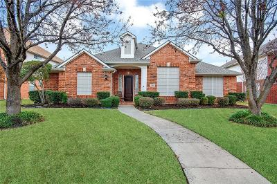 Richardson Single Family Home For Sale: 3406 Charleston Drive