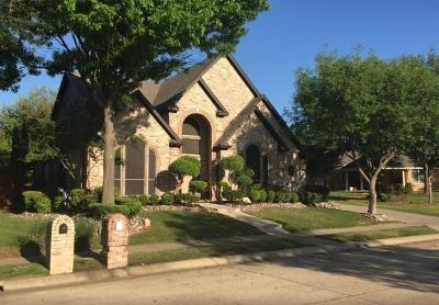McKinney Single Family Home For Sale: 204 Adonis Circle