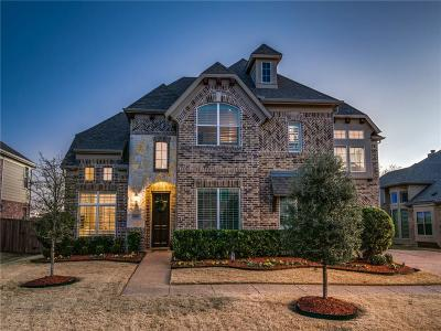Allen Single Family Home For Sale: 965 Park Ridge Drive