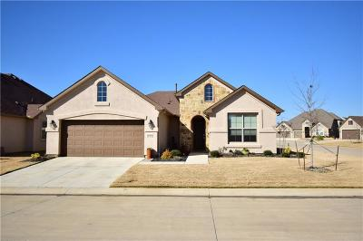 Denton Single Family Home Active Option Contract: 11900 Willet Way