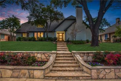 Richardson Single Family Home For Sale: 240 Meadowlark Drive