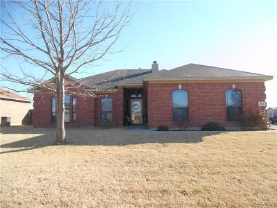 Weatherford Single Family Home Active Contingent: 1862 Sandpiper Drive