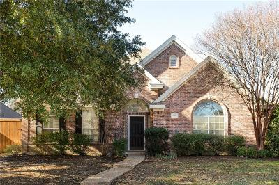 Irving Single Family Home For Sale: 10211 Donley Drive