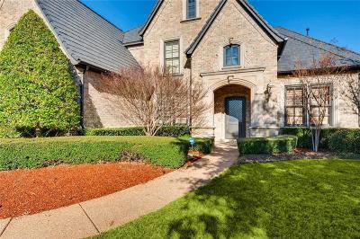 Colleyville Single Family Home For Sale: 5411 Miramar Lane