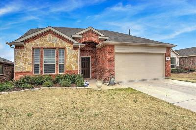 Van Alstyne Single Family Home For Sale: 402 Dartmouth Drive