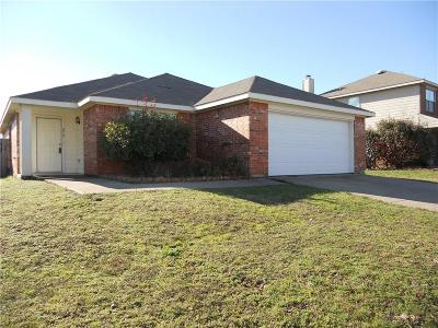 Waxahachie Single Family Home For Sale: 212 Vivian Drive