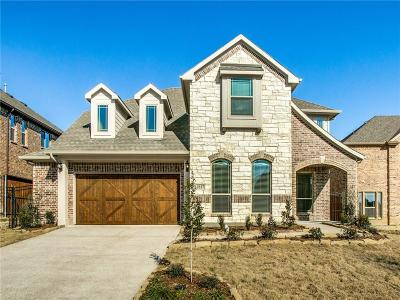 Single Family Home For Sale: 1817 Silvery Canoe Way