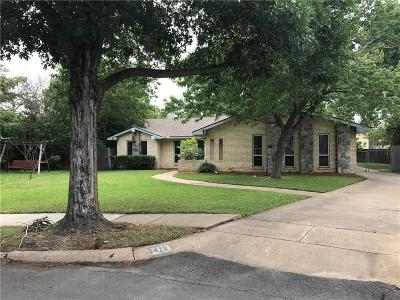 Irving Residential Lease For Lease: 1412 Weathered Street