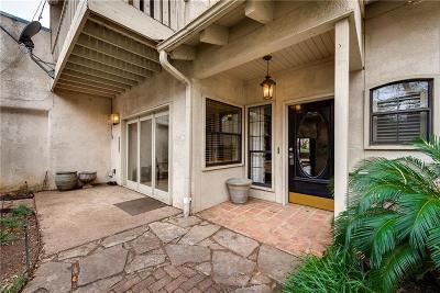 Dallas County Townhouse For Sale: 4374 Cochran Chapel Circle